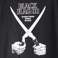 (M)ブラックフラッグ #5 BLK Tシャツ(新品)【メール便可】