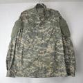 (SR) ACU カモ ミリタリーシャツジャケット