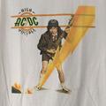 (M) AC/DC High Voltage Tシャツ(新品)