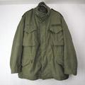 (MR) M-65 フィールドジャケット アルミジップ グレーライナー セカンド