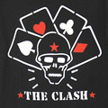 (M) クラッシュ Tシャツ(新品)