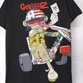 (L) ゴリラズ chopper kid Tシャツ(新品)