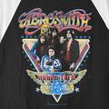 (L)エアロスミス World tour ベースボールTシャツ(新品)