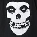 (L) ミスフィッツ Skull Tシャツ(新品)