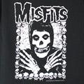 (M) ミスフィッツ I want your skulls Tシャツ(新品)