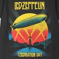 (L) レッドツェッペリン Celebration Day Tシャツ(新品)【メール便送料無料】