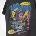 ズーヨーク ZOO YORK 怪獣 Tシャツ 【メール便可】(sale商品)