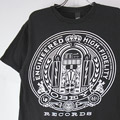 OBEY RECORDS Tシャツ