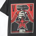 OBEY PROPAGANDA Tシャツ