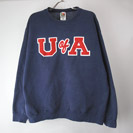 U of A スウェットシャツ
