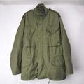 M-65フィールドジャケット アルミジップ セカンド(MR)