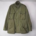 M-65フィールドジャケット アルミジップ セカンド (MR)