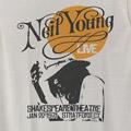 (L) ニールヤング NAT Tシャツ(新品)【メール便可】