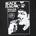 (M)ブラックフラッグ #8 BLK Tシャツ(新品)【メール便可】