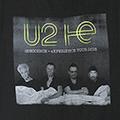 U2 2015ツアー Tシャツ(古着)【メール便可】