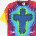 タイダイ  #6 Tシャツ (古着)【メール便可】