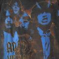 AC/DC ムラ染め   Tシャツ (古着)【メール便可】