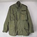 M-65 フィールドジャケット アルミジップ(Sレギュラー)