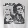 シド & ナンシー  80's Tシャツ (古着)