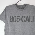 805-CALI FUN Tシャツ  古着 【メール便可】(sale商品)