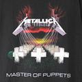 (M) メタリカ Master of Puppets Tシャツ (新品) 【メール便送料無料】