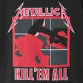 (L) メタリカ Kill Em All Tシャツ (新品)