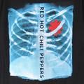 (L) レッドホットチリペッパーズ  X-Ray Tシャツ (新品)
