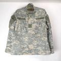 (SXS) ACU カモ ミリタリーシャツジャケット
