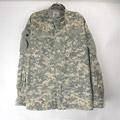 (ML) ACU カモ ミリタリーシャツジャケット