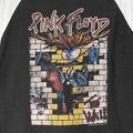 (M) ピンク・フロイド ベースボールTシャツ(新品)
