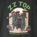 (M) ZZ トップ El Loco Tシャツ (新品)