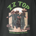 (L) ZZ トップ El Loco Tシャツ (新品)