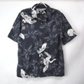 H&M アロハシャツ シャツ  (古着)(sale商品)