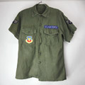 USAF TACTICAL AIR COMMANDOユーティリティシャツ 半袖