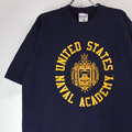 U.S. NARVAL ACADEMY Tシャツ 古着 (XL)【メール便可】