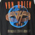 ヴァンヘイレン 1991 ツアーTシャツ 古着(XL)