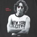 ジョンレノン NEW YORK CITY Tシャツ 古着【メール便可】(ボーイズLぐらい)