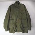 M-65 フィールドジャケット アルミジップ (MR)