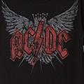 AC/DC Tシャツ 古着 (S)【メール便可】