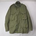 M-65 フィールドジャケット セカンド アルミジップ (Mレギュラー)