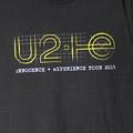 U2 ツアー Tシャツ 古着 (Lぐらい)【メール便可】