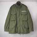 M-65 フィールドジャケット アルミジップ セカンド グレーライナー (Mレギュラー)