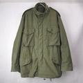 M-65 フィールドジャケット アルミジップ セカンド (Lレギュラー)