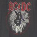 (L)AC/DC 2 Tシャツ (新品)【メール便可】