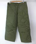 (SL)M-65 パンツ用ライナー デッドストック リペア