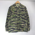 (M) タイガーストライプ BDU シャツ ジャケット 新品