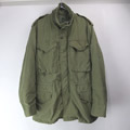 M-65 フィールドジャケット アルミジップ セカンド (SR)