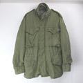 M-65 フィールドジャケット アルミジップ セカンド グレーライナー (SR)