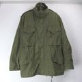 M-65 フィールドジャケット アルミジップ セカンド (SS)