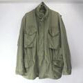 M-65 フィールドジャケット アルミジップ 最初期型 ファースト (MR ) リペア